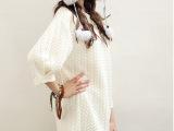 2015春装新款 韩国东大门女装卫衣 麻花宽松大版女士套头卫衣绒