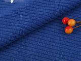 厂家直销 服装面料TR 全涤 抽条摇粒绒布 女装 家纺针织面料