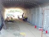 湖北分片拼装钢波纹管参数 涵洞隧道排水管