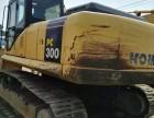 二手挖掘机小松300-7低价出售