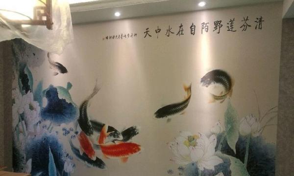 济宁专业贴网购壁纸 壁画