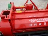 黑龙江苞米秸秆回收机 秸秆粉碎收集机厂家