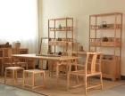 成都森德強傳統家具定制,原木全屋家具定制,行草新中式家具定制