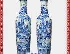 景德镇大花瓶厂家 订做陶瓷大花瓶