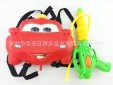 热卖水枪 汽车背包式水枪 儿童气压水枪 夏天戏水玩具