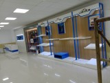 山东展柜厂 定制各种商业展柜 柜台 货架 厂家设计批发展示柜