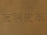(厂家直销)新款仿羊皮纹路人造PU皮革 0.6MM厚度服装革