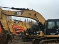 低价直销南京卡特二手挖掘机:原装320,330,336等