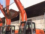 成都轉讓新款日立210和240-3G進口挖掘機到貨,支持按揭