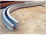 河南H型钢弧形钢梁钢柱加工来图来样加工-三维钢构