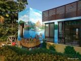 珠海幼儿园墙绘 学校文化墙彩绘 安全放心专业壁画