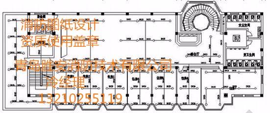 青岛市莱西市专业的消防电气检测消防维保消防图纸设计