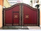 和平区铁艺大门/围栏定做,庭院铝门定制厂家