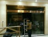 安定门安装玻璃门安定门安装玻璃自动门公司
