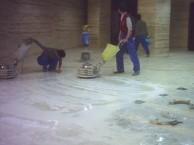 金山区石化保洁清洗公司 厂房保洁 地面清洗打蜡