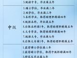 天津市专业技术人员资格 职称报名