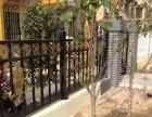 制作各种pvc护栏塑钢护栏铁艺护栏铝艺护栏