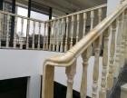 东升实木艺术楼梯