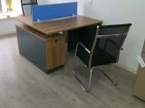 合肥开放式工位隔断办公桌,钢架条桌办公桌厂家定制