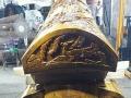 订制300岁金丝楠木棺材,懂行的来买