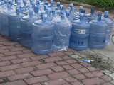 金石滩送大桶水液化气桶装水