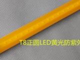 深圳郎特品牌T8黄光led灯管抗紫外线led灯管厂家