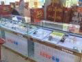 新式三星烤漆手机柜、手机展柜、手机托盘、高档手机柜台柜台厂家