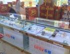 中国电信手机柜台厂家三星华为展示柜平果新款手机柜台图片大全