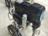 南宁二手腻子喷涂机低价转让 柱塞液压腻子机转手
