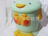 厂价批发家用脚踏式垃圾桶 创意小垃桶 双体垃圾桶 时尚卫生桶