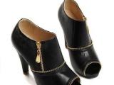 2011新款伊美女鞋坊鱼嘴防水台高跟凉鞋