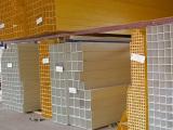 玻璃钢圆管价格 防腐房檐檩条 玻璃钢拉挤型材巨卫环保