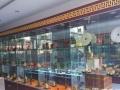定做各种展柜货架木质展柜烤漆柜吧台玻璃展示柜