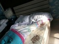 9成新床和床垫