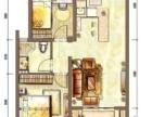 房子好不好,看了就知道,新城香溢紫郡 1300元 2室2