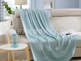 瑞景纺织 家居搭配针织盖毯 汽车毯 家居