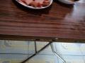 可折叠饭桌