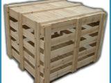 杭州批发框架木箱 出口实木包装木架 优质抗压运输木架