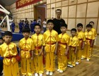上海自由搏击培训中心