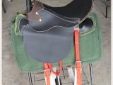 河北哪里有马鞍子 游客鞍牛皮材质 全套配件 风驰马具