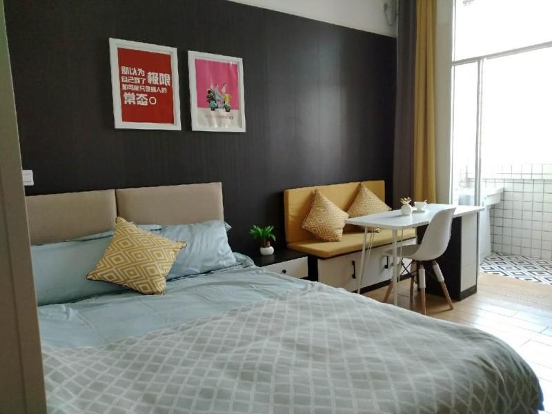东海湾 凯德公寓 1室 0厅 30平米 整租凯德公寓