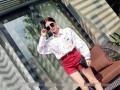 南京韩版服装批发夏季最畅销韩版女装牛仔裤特价批发工厂直销服装