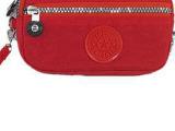 2014新款 三层拉链零钱包 化妆包 钥匙包 手机包 时尚批发