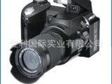 厂家直批新款小单反高清数码相机长焦广角1600w像素送3个镜头