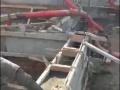 混凝土泵车三一重工可以现场加工打混凝土