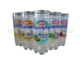韩国饮料 OKF苏打水(柠檬、草莓、西瓜、芒果、葡萄) 250m