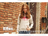 全网最低 韩版女式春秋款卫衣 连帽长袖卫衣绒衫 女装工厂批发