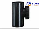 检查口清扫口HDPE管件不锈钢雨水斗配件规格200