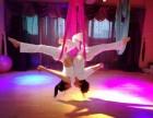 为啥学空中瑜伽的女孩,气质都那么仙女广州专业空中瑜伽培训中