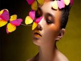 福永化妆培训选万色学院化妆培训,专业从事美容美发化妆学校